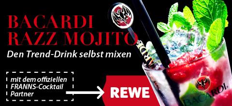 Bacardi Razz Mojito selber mixen
