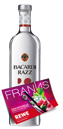 Bacardi Razz Mainburg