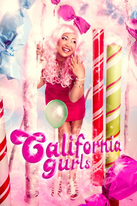Franns Covermodel Mai März Katy Perry