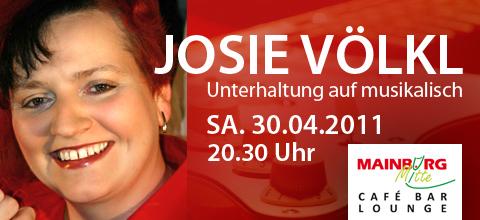 Josie Völkl im Mainburg Mitte