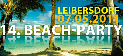 14. Beachparty in Leibersdorf
