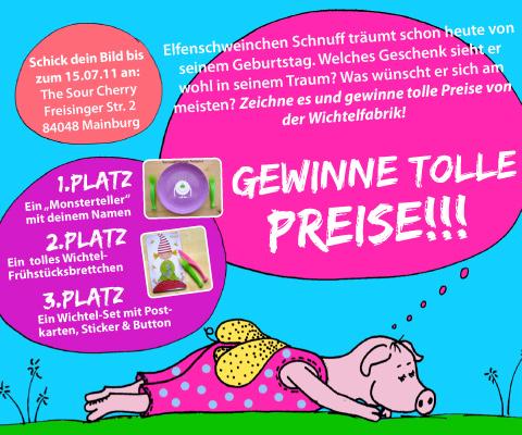 Wichtelfabrik Mainburg - tolle Gewinne