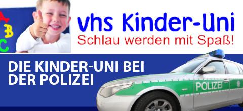 Die vhs Kinder-Uni Mainburg