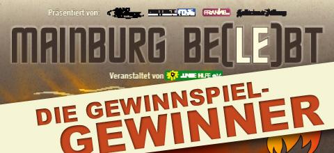 Mainburg belebt - Gewinner