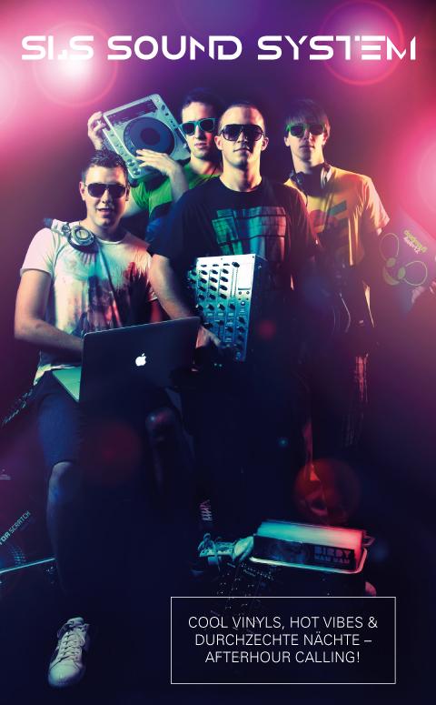 SLS Sound System verlost DJ-Set