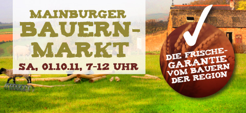 Mainburger Bauernmarkt 2011