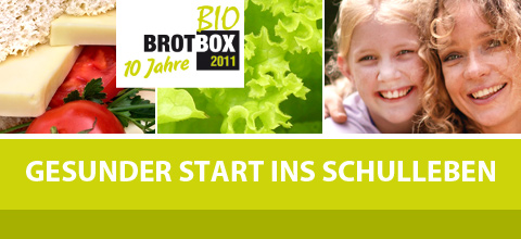 Bio-Brotbox 2011 in Mainburg