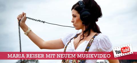Mainburgerin Maria Reiser mit neuem Musikvideo