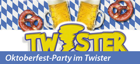 Oktoberfestparty im Twister in Mainburg