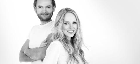 Jörg Rudloff und Michaela Ertl