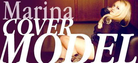 Franns Covermodel Oktober Marina