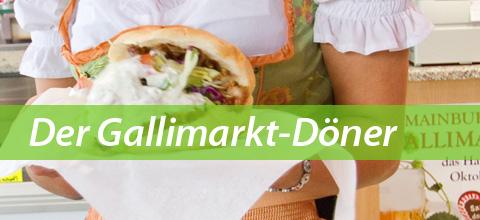 Gallimarkt-Döner in Mainburg