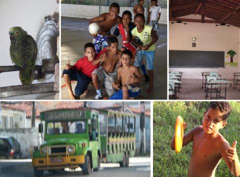 FRANNS auf Reisen – Brasilien