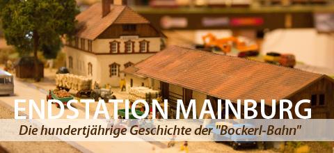 """Die hundertjährige Geschichte der """"Bockerl-Bahn"""""""