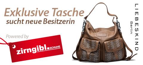 FRANNS-Gewinnspiel Liebeskindtasche by Zirngibl
