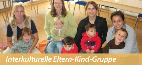 Interkulturelle Eltern-Kind-Gruppe