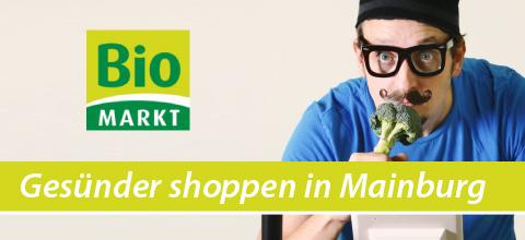 Biomarkt in Mainburg