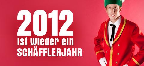 2012 Schäfflerjahr in Mainburg