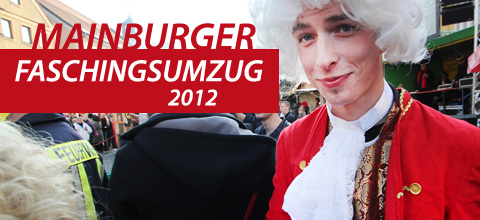 Mainburger Faschingsumzug 2012