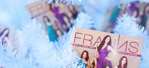 Mit FRANNS durch den Winter und ins neue Jahr 2014!