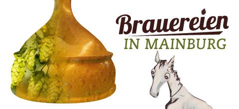 Brauereien in Mainburg – die Sonderausstellung