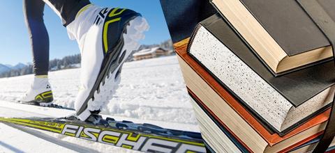 Ski- und Bücherbasar am GGM