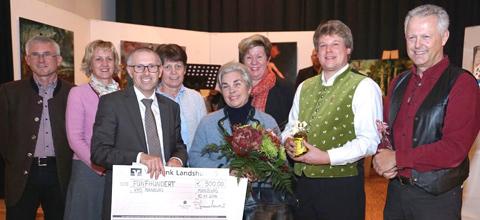 Kastulus-Bader-Stiftung fördert Mainburger Kunstausstellung 2016