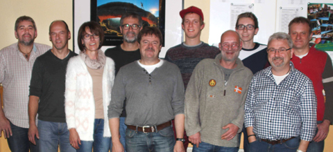 Vorstandswahlen beim Billardclub Mainburg