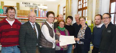 Zukunft der Mainburger Bibliothek