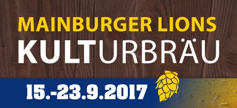 Mainburger Lions Kulturbräu 2017