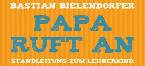 Neues Buch von Stand-up-Comedian Bastian Bielendorfer