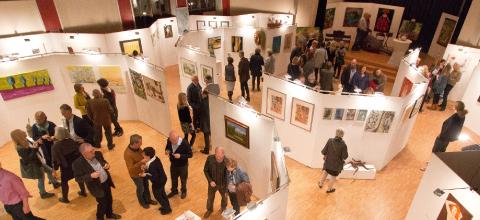 Die Große Mainburger Kunstausstellung 2017
