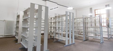 Frisches Bücherheim