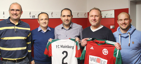 Voller Einsatz trotz Winterpause beim FC Mainburg
