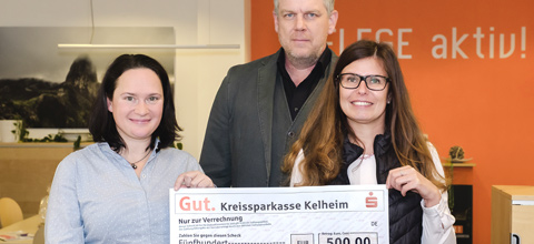 PFLEGE aktiv! Mainburg GmbH unterstützt Rotarier- Flüchtlings-Projekt
