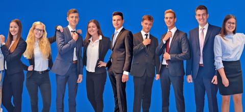 Die Volksbank sucht Talente