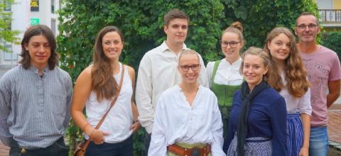 Schauspiel-Stadtführung in Mainburg