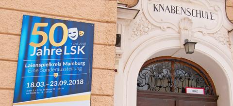 50 Jahre LSK Theater – Termine im Stadtmuseum