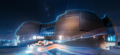 Neueröffnung Super-Planetarium