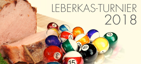 Leberkas-Turnier beim Billardclub