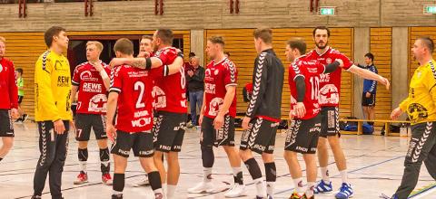 Handballer müssen weiter zittern