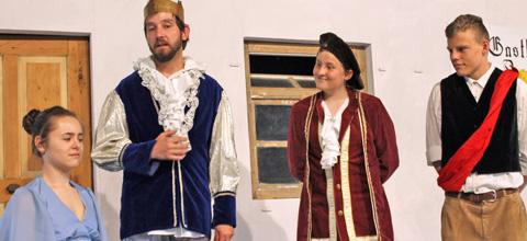 LSK-Theater zeigt neues Freilichtstück