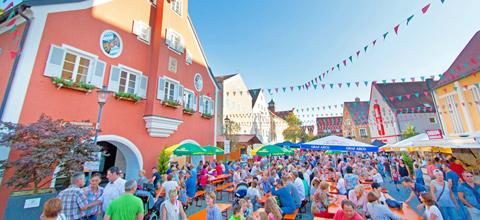 Mainburger Altstadtfest 2018