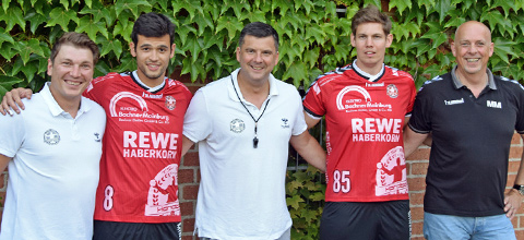 Mainburger Handballabteilung mit zwei spektakulären Neuzugängen