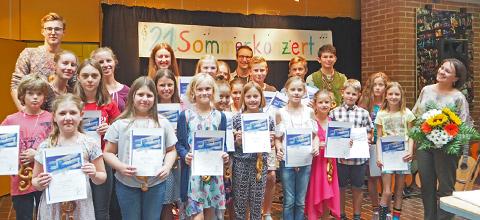 21. Sommerkonzert der Musikschüler