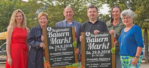 Regionaler Bauernmarkt 2018