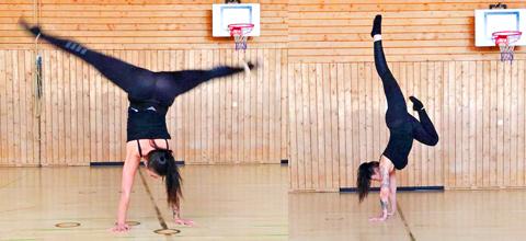 Mädchenturnen im TSV Mainburg