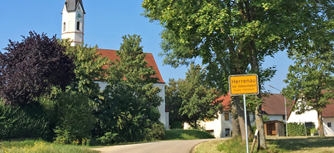 1. Hopfenfest in Herrenau