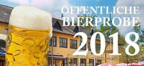 Erste öffentliche Bierprobe zum 621. Gallimarkt 2018