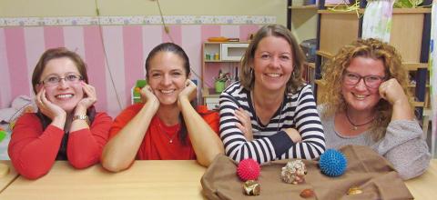 Neuer Elternbeirat im Kindergarten Schneckenheim